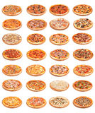 Pizza food Stock Image