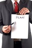 Plan #7 Royalty Free Stock Images