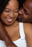 Playful Couple Stock Images