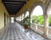 Plaza del balcone del 2° piano di indipendenza Fotografia Stock Libera da Diritti