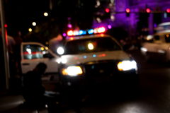 Police arrest Stock Image
