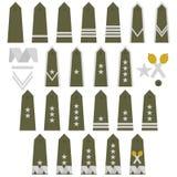 Polish Army insignia Royalty Free Stock Photo