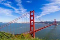 Pont en porte d'or Photographie stock libre de droits
