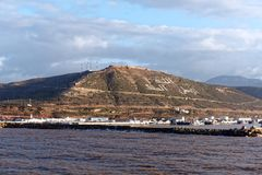Port of Agadir in Morocco Royalty Free Stock Images