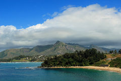 Port Dauphin in MAdagascar Royalty Free Stock Photo
