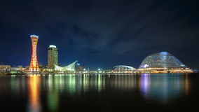 Port of Kobe Stock Photo
