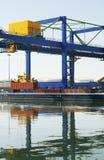Port Logistics Stock Photos