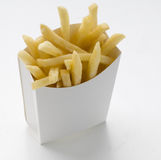 Portion chips Stock Images