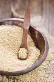 Portion of Couscous Stock Photography