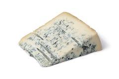 Portion Gorgonzola cheese Royalty Free Stock Photos