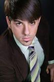 Portret van jonge zakenman Royalty-vrije Stock Afbeeldingen