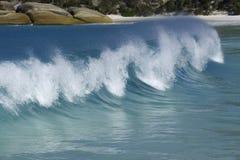 Powerful crashing wave Royalty Free Stock Photography
