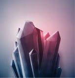Precious Crystal Stock Image