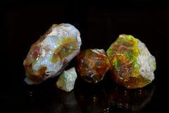 Precious opal Stock Images