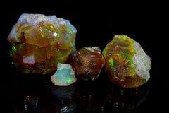 Precious opal Royalty Free Stock Image