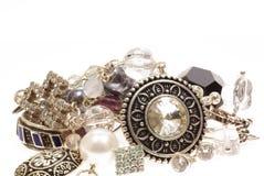 Precious silver Royalty Free Stock Photo
