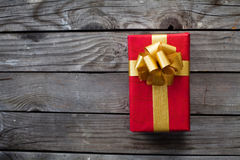 Presente para o dia de pais Imagem de Stock Royalty Free
