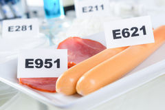 Preservatives Stock Images