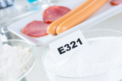 Preservatives Stock Photography