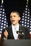 President Obama Royalty-vrije Stock Fotografie