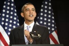 President Obama Stock Fotografie