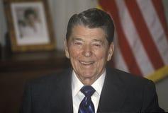 President Reagan Royalty-vrije Stock Fotografie