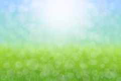 Pretty Spring Background Stock Photography