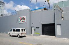 Prigione al maschio maldives Fotografia Stock