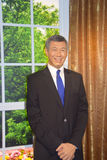 Primo Ministro Lee Hsien Loong di Singapore Fotografie Stock