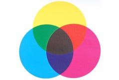 Print colors Stock Photo