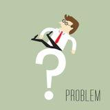 Problem Royalty Free Stock Photos