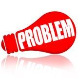 Problem concept Stock Image