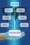 Problem Solving Stock Photo