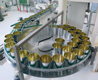 Production line Stock Image