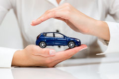 Protection of car Royalty Free Stock Image