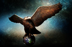 Protection of Earth Stock Image
