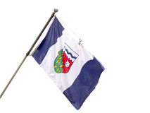 Provincial Flag of the Northwest Territories, Cana Royalty Free Stock Photography