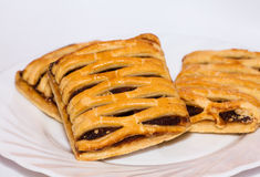 Puff pastry Stock Image
