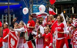 Pulaski Day Parade Royalty Free Stock Image
