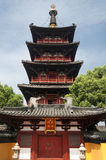 Puming Tower Suzhou Royalty Free Stock Images