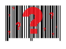 Questionable Barcode Stock Images