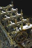 Race car engine Stock Photography