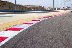 Race Track Royalty Free Stock Image