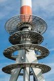 Radio Communications Tower Royalty Free Stock Image