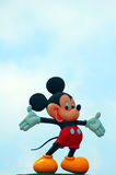 Ratón de Mickey Fotos de archivo libres de regalías