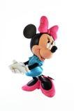 Ratón de Minnie Fotografía de archivo