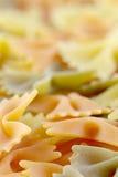 Raw pasta Stock Photos