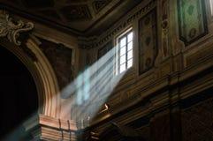 Ray of light Royalty Free Stock Photos