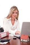 Real estate executive Royalty Free Stock Photo