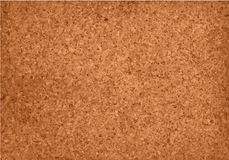 Realistic cork material grunge background Royalty Free Stock Photo
